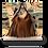 Thumbnail: Hobo bag franges - ESPRIT SQUAW - Caramel