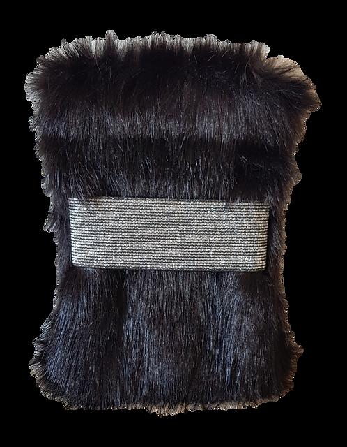 SMILLA POKY - Wrist pouch - Black panther