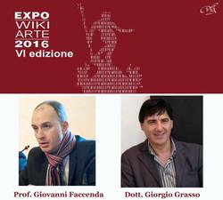 ExpoWikiArte 2016 VI Ed.