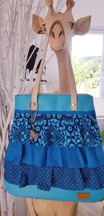FROU FROU BAG MAXI - Turquoise
