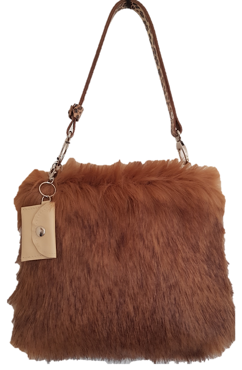 SMILLA - Lioness - Midi Bag Leo
