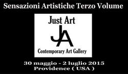 JustArt, Sensazioni Artistiche 3 vol