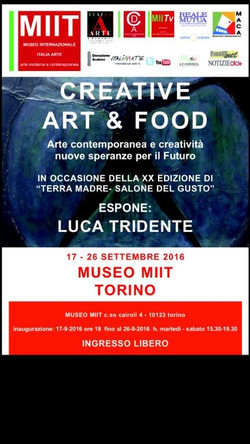 CREATIVE ART & FOOD