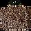 Thumbnail: CABAS MAXI - Leopard Hair Calfskin - Genuine leather
