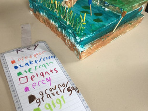 Exploring Local Ecosystems in Upper Elementary