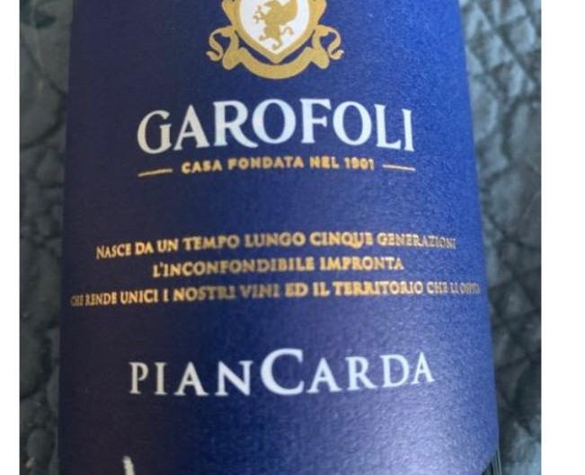 2016 Garofoli - Rosso Conero