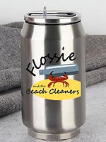 Flossie and The Beach Cleaners' Can