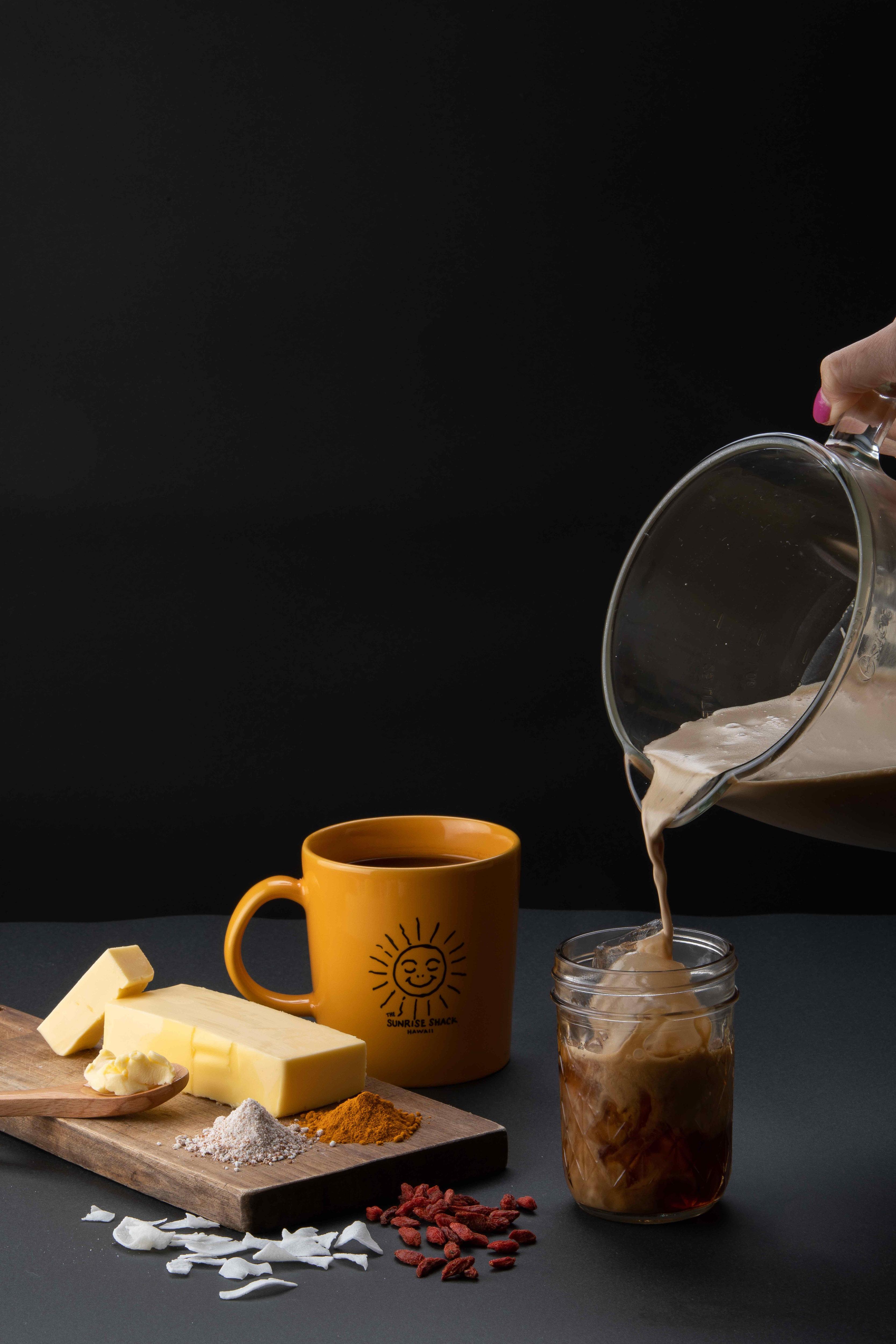 コーヒー サンライズ