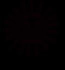 SSJ_MrSun_Only_Logo_ハワイなしBlack_Trans_のコヒ