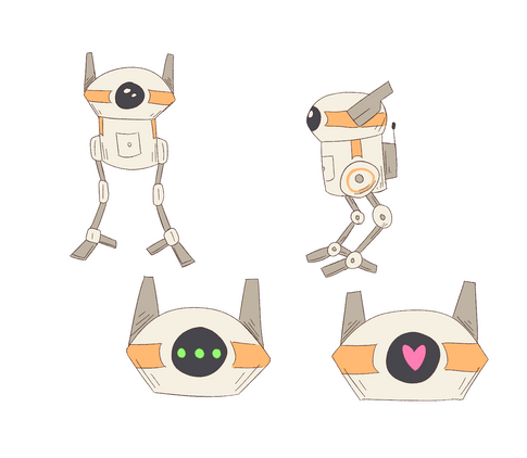 Robot Friend