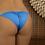 Thumbnail: Lacinho ripple Blue Shine