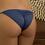 Thumbnail: Lacinho ripple Azul Marinho