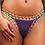 Thumbnail: Tanga dupla face - Color Crochê Verde/Roxo