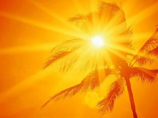 Lá vem o sol, tchu-ru-ru-ru...