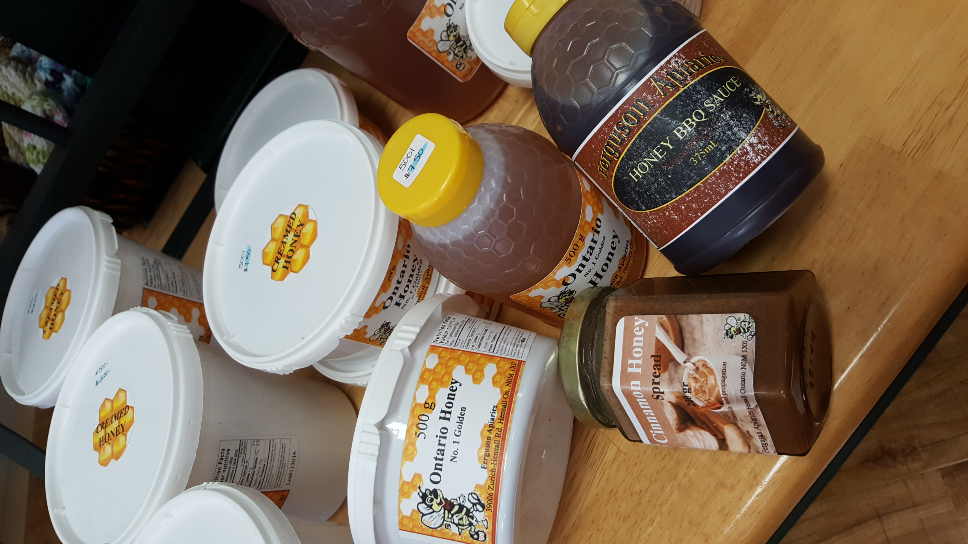 Ferguson's Honey Products