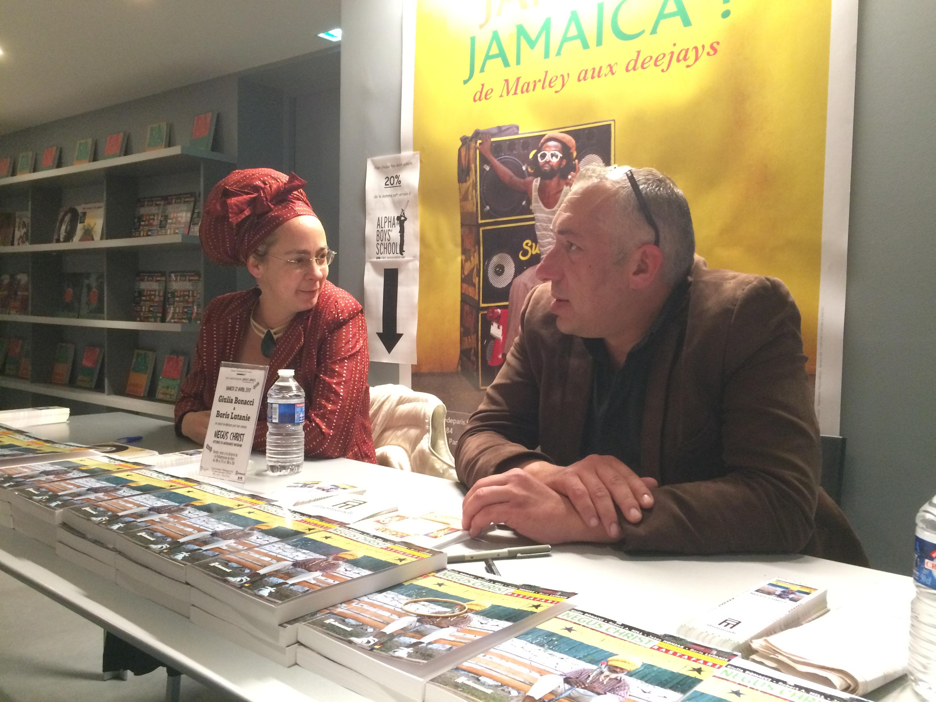Giulia Bonacci & Boris Lutanie