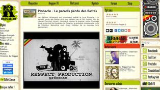 Afromundi dans l'œil de Franck Blanquin sur Reggae.fr