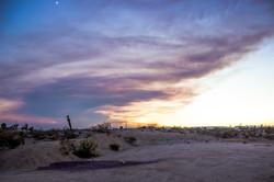 desert sunset-4