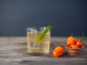 Non-Alch Spicy Margarita