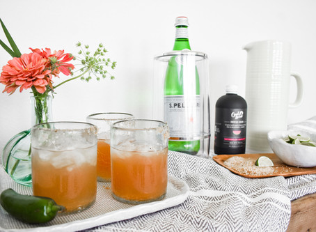 4 Easy, Do-Ahead Batched Cocktails