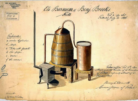 The Early History of American Whiskey