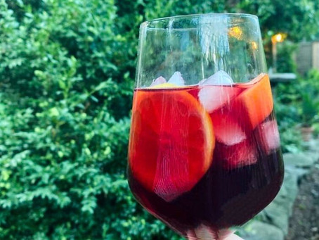 5 Easy Summer Sangrias