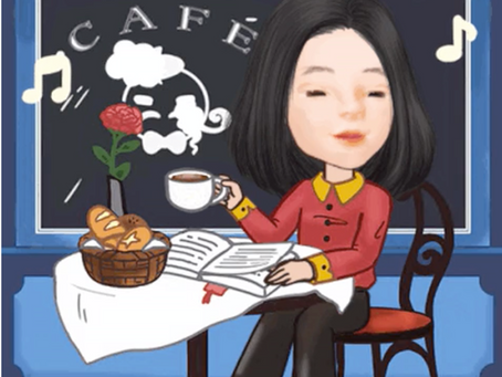 Restaurant Reads:  There's a hole in our hearts — so feast on these books