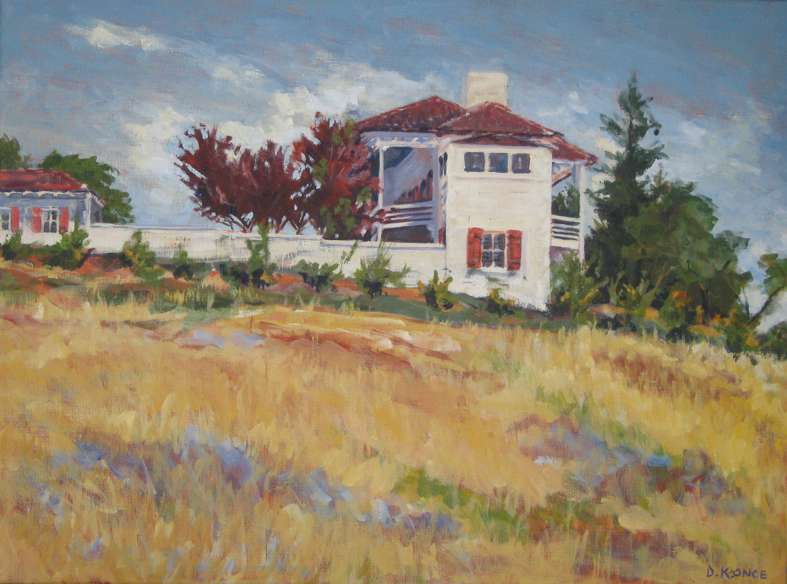Eugene O'Neill Tao House