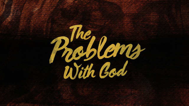 problems with God title slide