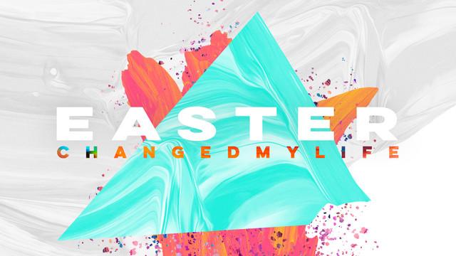 2019 easter title slide
