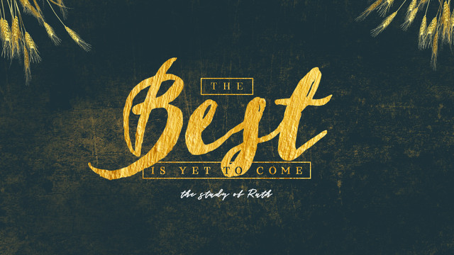 best is yet to come title slide