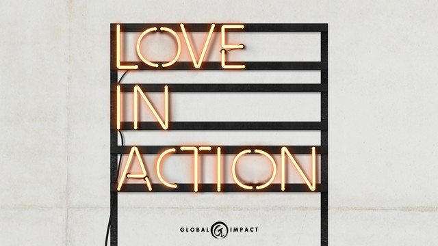 love in action title slide