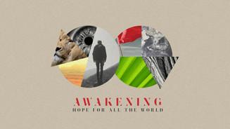 awakening title slide