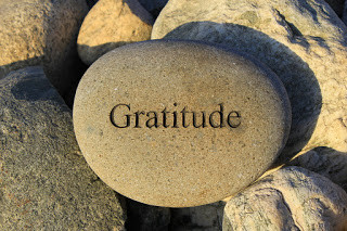 Gratitude, it's good for your health!
