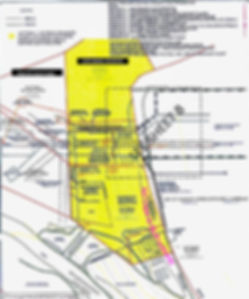 Wall's Bay easements