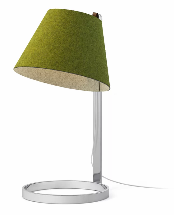 Design Evolution: Table Lamps
