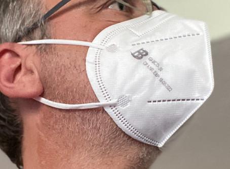 NEU: FFP2 Masken aus deutscher Produktion.