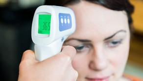 NEU: Fieber-Thermometer jetzt erhältlich.