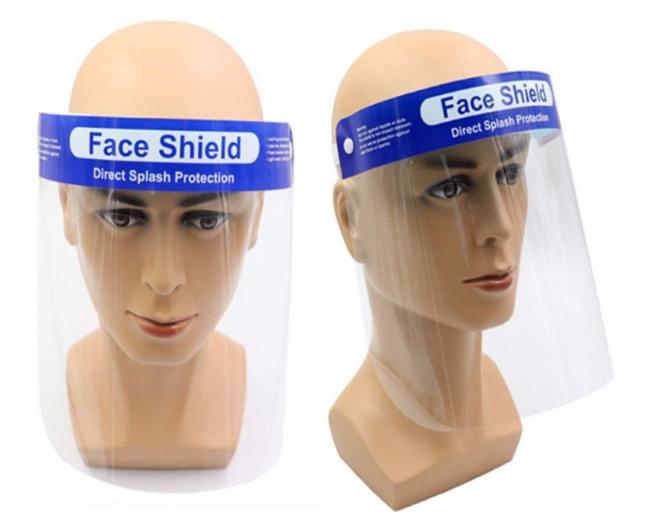 Face Shield, Gesichtsschutz