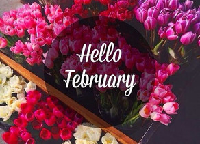 Hello Februari