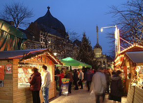 Kerstmarkt Luik