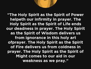 Prayer Encouragement - 12th April 2021