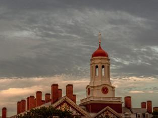 The Sun Sets Over Harvard & MIT