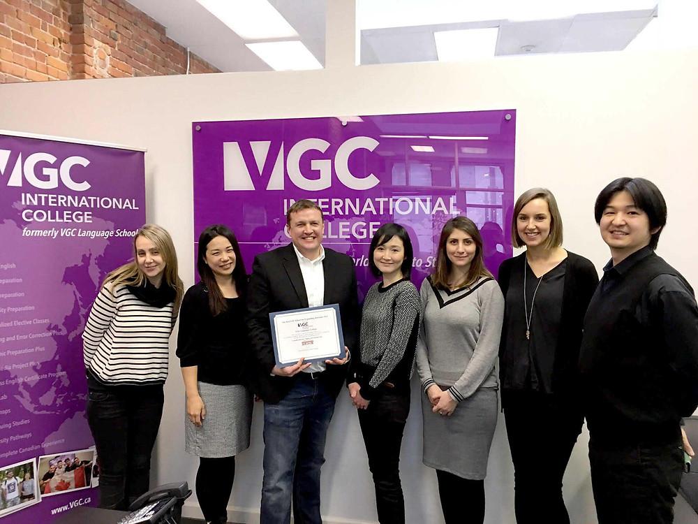 VGC語言學校