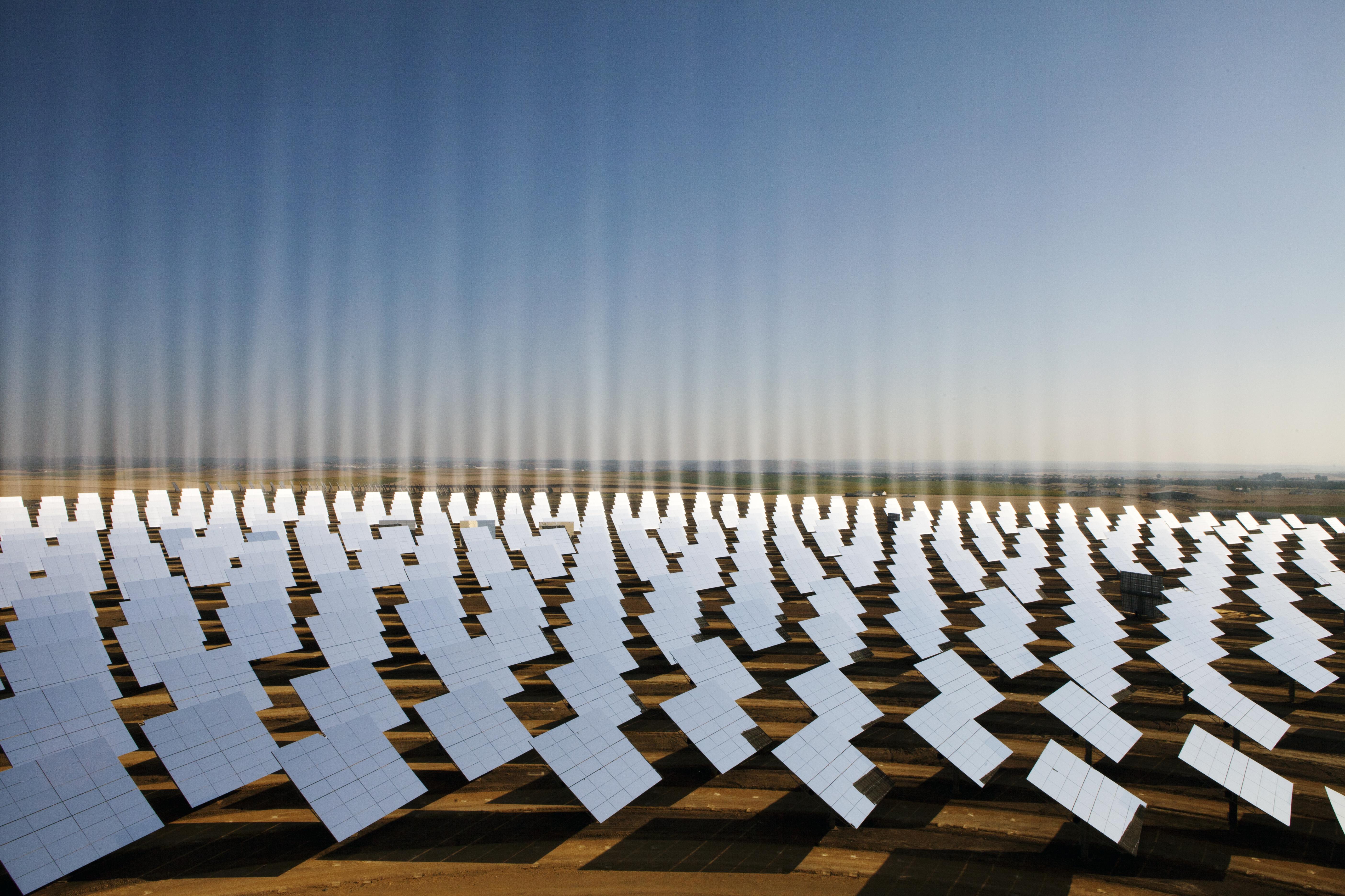 המאבק לאנרגיה סולארית בישראל