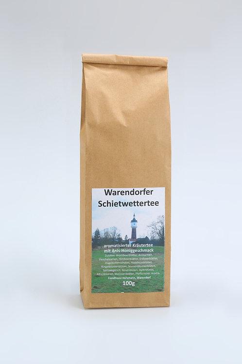 Warendorfer Schietwettertee, Kräuter 100 g