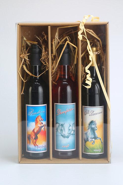 Präsentkiste Warendorfer Wein