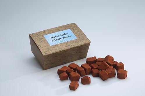 Warendorfer Pflastersteine in einer Schachtel