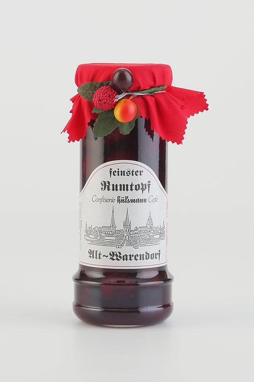 Warendorfer Rumtopf, 500 g Glas