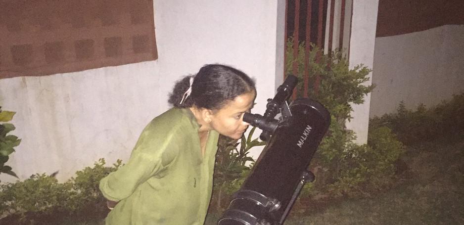 Moon Observing